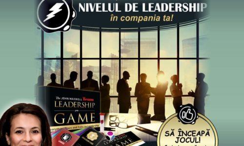 "Dezvoltare personala ""The Leadership Game"""